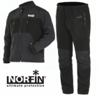 Костюм флисовый Norfin POLAR LINE 2 GRAY 01